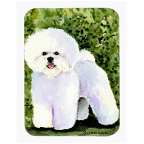 Carolines Treasures SS8712MP Bichon Frise Mouse Pad & Hot Pad Or Trivet