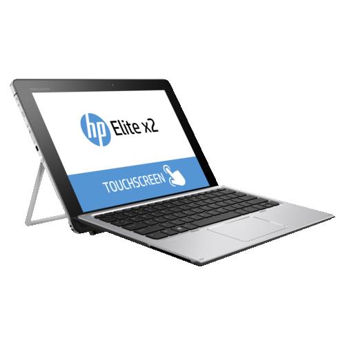 """HP Elite x2 1012 G1 12"""" 256GB Windows 10 Pro 64-bit Tablet & Keyboard With Intel Core m7-6Y75 - Silver - (T8Z07UT#ABA)"""