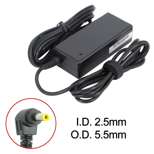 BattDepot: Replacement Laptop Adapter for ADP-50GB/PA-1650-01/PA3097U-1ACA. 19V 3.42A 65W Laptop Adapter