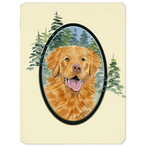 Carolines Treasures SS8038MP Nova Scotia Duck Toller Mouse Pad Hot Pad & Trivet