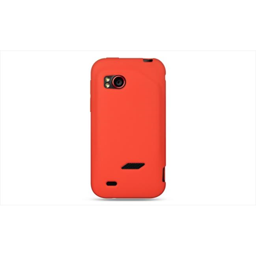 DreamWireless SCHTCVIGORRD-PR HTC Rezound & Vigor Premium Skin Case - Red