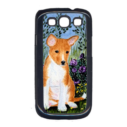 Carolines Treasures SS8108GALAXYSIII Basenji Cell Phone Cover Galaxy S111