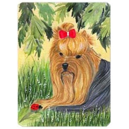 Carolines Treasures SS8258MP Yorkie Mouse Pad Hot Pad & Trivet