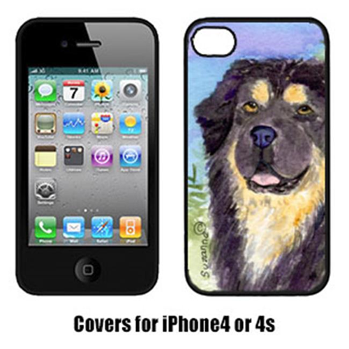 Carolines Treasures SS8930IP4 Tibetan Mastiff Cell Phone Cover Iphone4