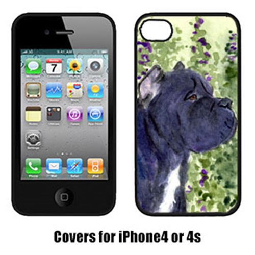 Carolines Treasures SS8841IP4 Cane Corso Iphone 4 Cover