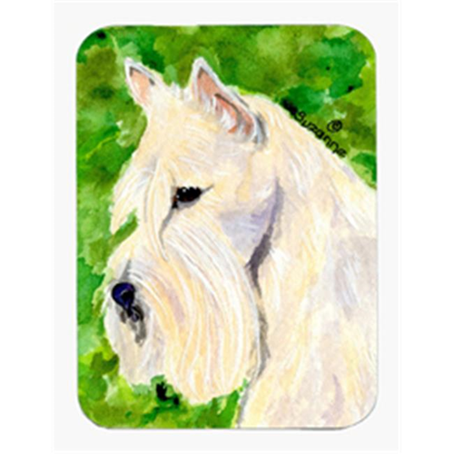 Carolines Treasures SS8791MP Scottish Terrier Mouse Pad & Hot Pad Or Trivet