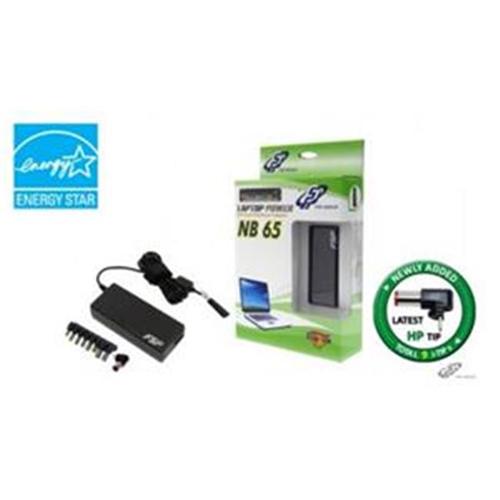 FSP PNA0650303 FSP AC NB65 65W Universal Notebook Adapter