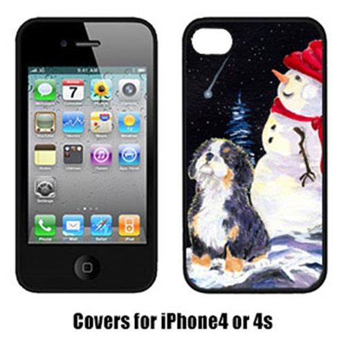 Carolines Treasures SS8575IP4 Bernese Mountain Dog Iphone4 Cover