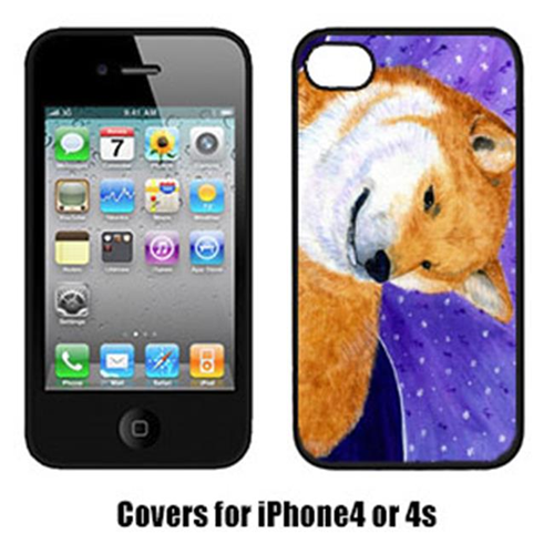 Carolines Treasures SS8417IP4 Shiba Inu Cell Phone Cover Iphone 4