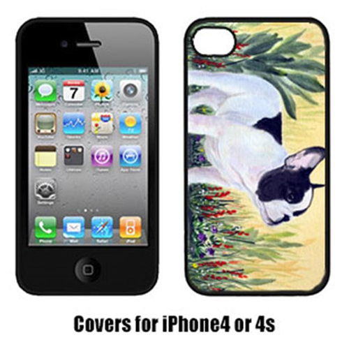 Carolines Treasures SS8109IP4 French Bulldog Iphone 4 Cover