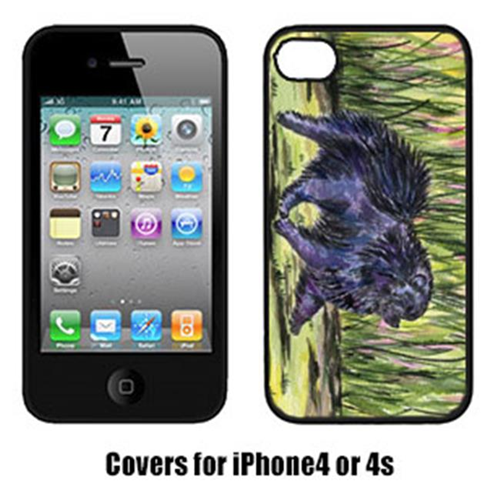 Carolines Treasures SS8444IP4 Pomeranian Cell Phone Cover Iphone 4
