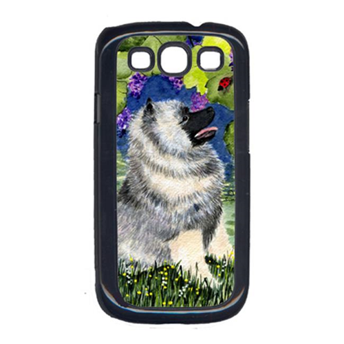 Carolines Treasures SS8249GALAXYSIII Keeshond Galaxy S111 Cell Phone Cover