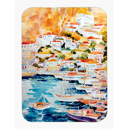 Carolines Treasures 6068MP 9.5 x 8 in. Harbour Mouse Pad Hot Pad Or Trivet