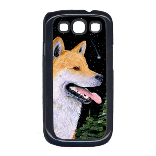 Carolines Treasures SS8598GALAXYSIII Shiba Inu Cell Phone Cover Galaxy S111