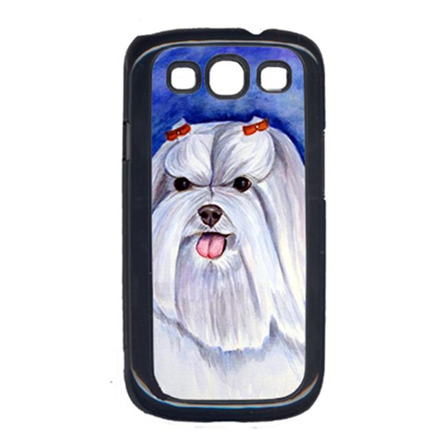 Carolines Treasures 7108GALAXYSIII Maltese Cell Phone Cover Galaxy S111