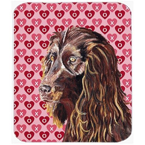 Carolines Treasures SC9560MP 7.75 x 9.25 In. Boykin Spaniel Valentines Love Mouse Pad Hot Pad or Trivet
