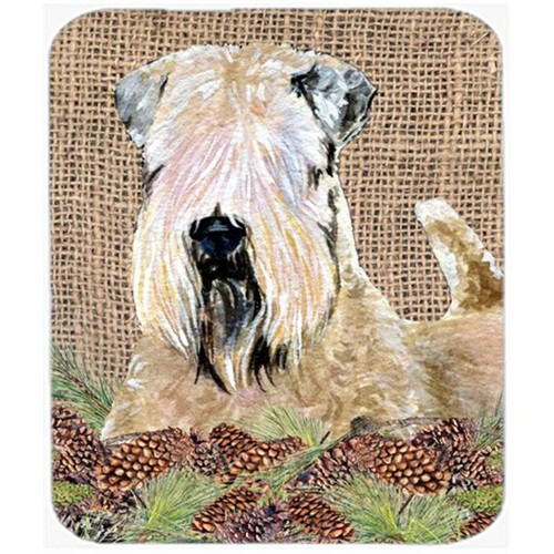 Carolines Treasures SS4079MP Wheaten Terrier Soft Coated Mouse Pad Hot Pad Or Trivet