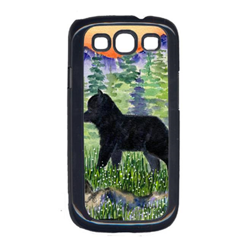 Carolines Treasures SS8231GALAXYSIII Schipperke Cell Phone Cover Galaxy S111