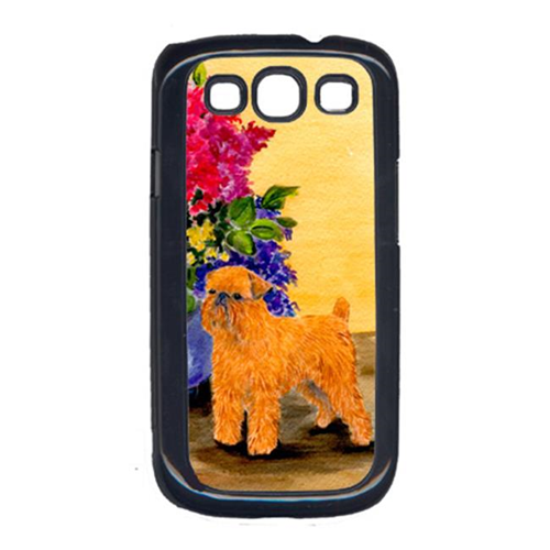 Carolines Treasures SS8543GALAXYSIII Brussels Griffon Cell Phone Cover For Galaxy S111