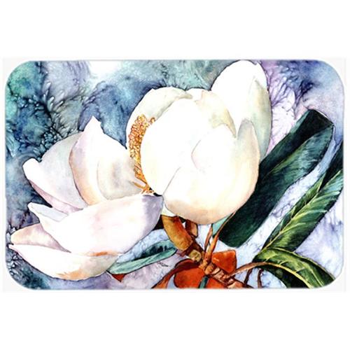 Carolines Treasures 8701MP Magnolia Mouse Pad Hot Pad & Trivet