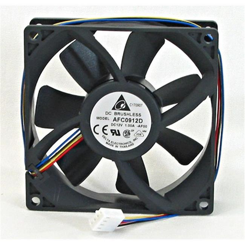 Delta 23 9225 01 92 X 25 Mm Ball Bearing Cooling Fan