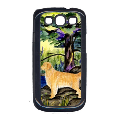 Carolines Treasures SS8426GALAXYSIII Golden Retriever Galaxy S111 Cell Phone Cover