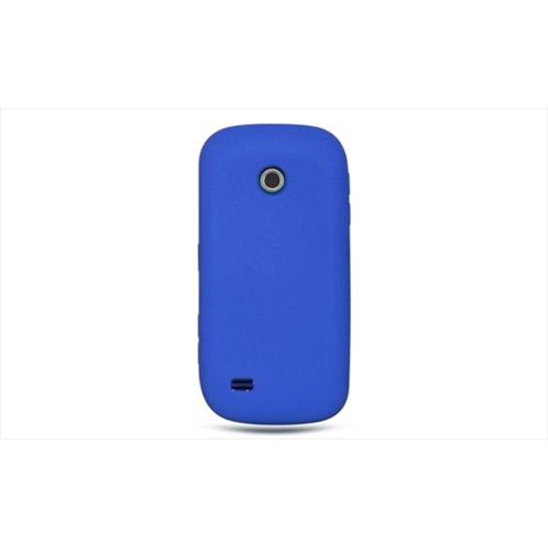 DreamWireless SCSAMA597BL-PR Samsung Eternity Ii & A597 Premium Skin Case Blue