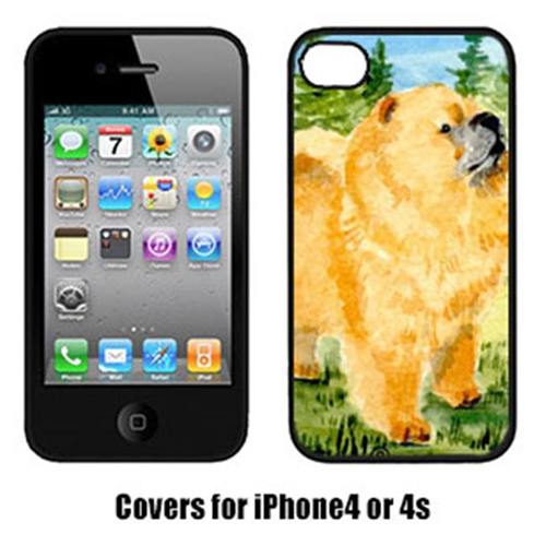 Carolines Treasures SS8871IP4 Chow Chow Cell Phone Cover Iphone4