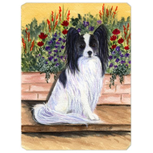 Carolines Treasures SS8210MP Papillon Mouse Pad Hot Pad & Trivet