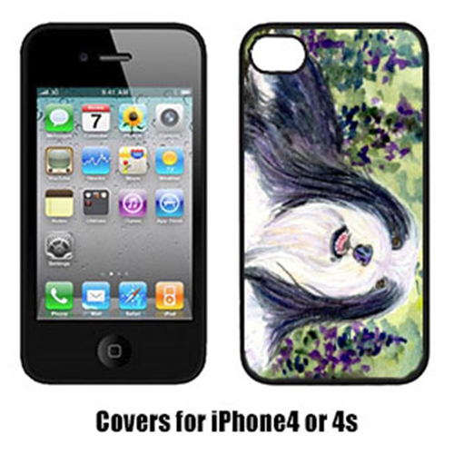 Carolines Treasures SS8816IP4 Bearded Collie Cell Phone Cover Iphone4