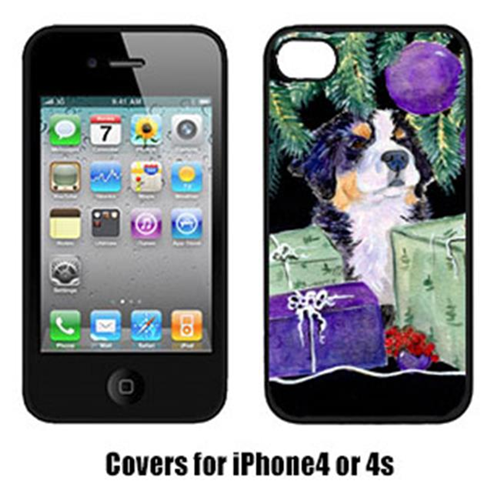 Carolines Treasures SS8582IP4 Bernese Mountain Dog Iphone4 Cover