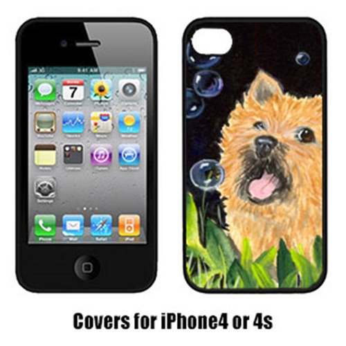 Carolines Treasures SS8928IP4 Cairn Terrier Cell Phone Cover Iphone4