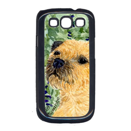 Carolines Treasures SS8801GALAXYSIII Border Terrier Cell Phone Cover Galaxy S111