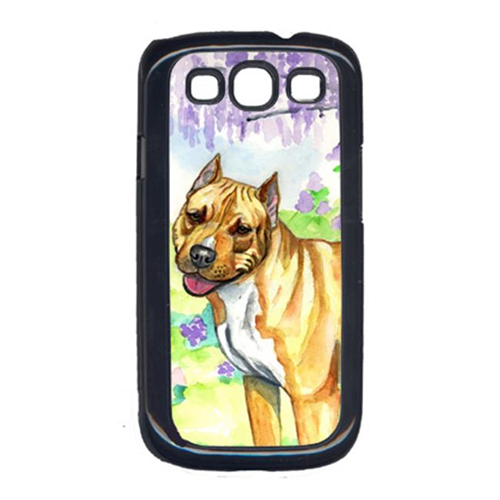 Carolines Treasures 7093GALAXYSIII Pit Bull Cell Phone Cover Galaxy S111