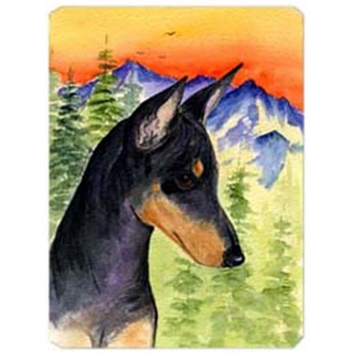Carolines Treasures SS8425MP Manchester Terrier Mouse Pad