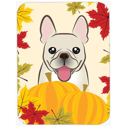 Carolines Treasures BB2044MP French Bulldog Thanksgiving Mouse Pad Hot Pad or Trivet