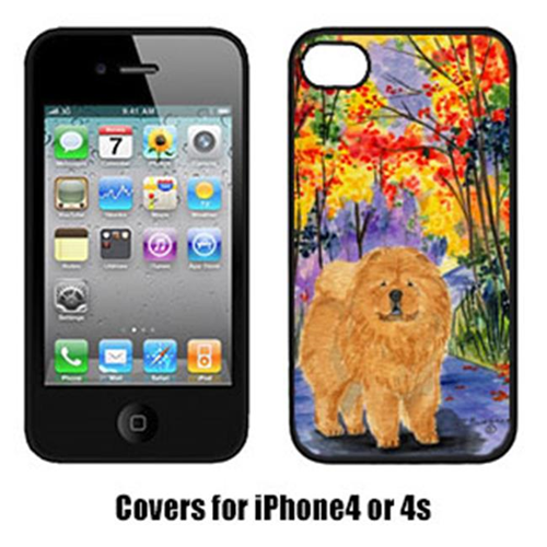 Carolines Treasures SS7001IP4 Chow Chow Iphone 4 Cover