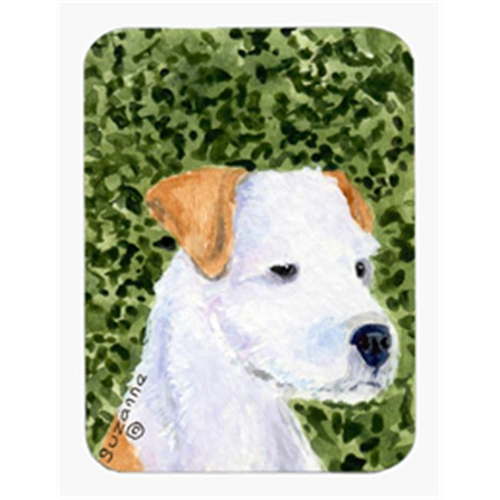 Carolines Treasures SS8728MP Jack Russell Terrier Mouse Pad & Hot Pad Or Trivet