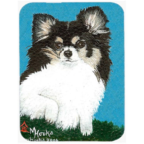 Carolines Treasures MH1022MP Chihuahua Cute Face Mouse Pad Hot Pad & Trivet