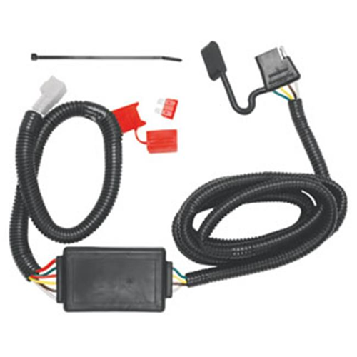 Tow Ready 118461 T-One Connector Assembly With Circuit Protected Modulite Module 3.98 x 4.75 x 8.88 in.