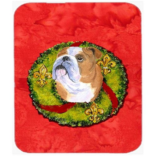 Carolines Treasures SS4181MP Bulldog English Mouse Pad Hot Pad or Trivet