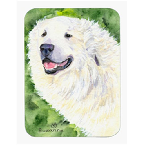 Carolines Treasures SS8981MP Great Pyrenees Mouse Pad & Hot Pad & Trivet