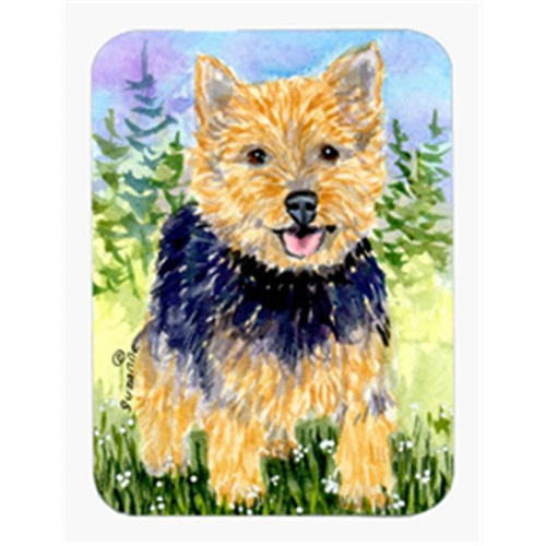 Carolines Treasures SS8894MP Norwich Terrier Mouse Pad & Hot Pad & Trivet