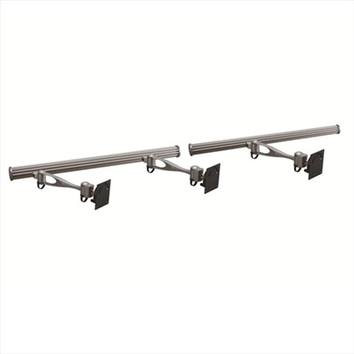 Cotytech HMW-31A1 Wall Mount For Three Monitors Single Arm