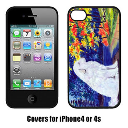 Carolines Treasures SS8240IP4 Great Pyrenees Cell Phone cover IPhone 4