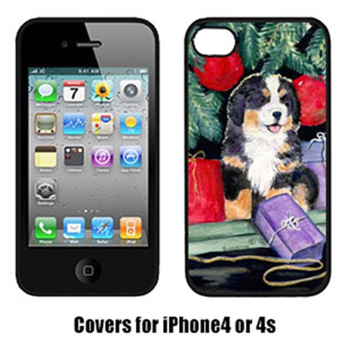Carolines Treasures SS8583IP4 Bernese Mountain Dog Cell Phone Cover Iphone 4