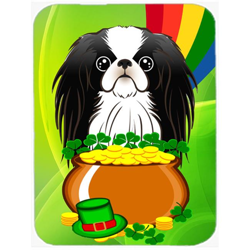 Carolines Treasures BB1974MP Japanese Chin St. Patricks Day Mouse Pad Hot Pad or Trivet