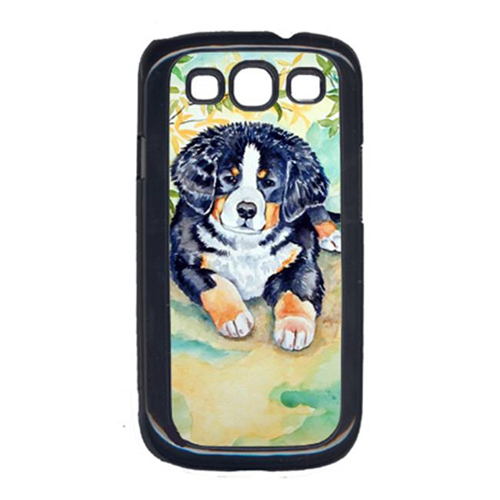 Carolines Treasures 7010GALAXYSIII Bernese Mountain Dog Puppy Cell Phone Cover Galaxy S111