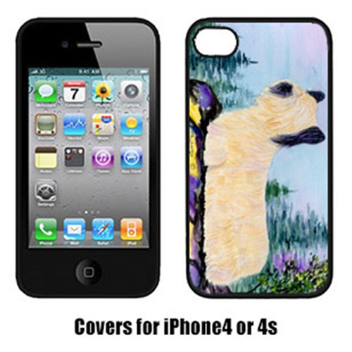 Carolines Treasures SS8679IP4 Skye Terrier Cell Phone Cover Iphone4