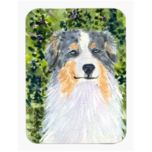Carolines Treasures SS8731MP Australian Shepherd Mouse Pad & Hot Pad Or Trivet